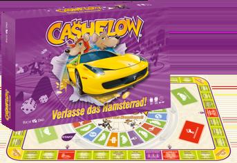 CASHFLOW Brettspiel
